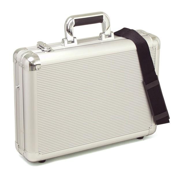 ビジネスバッグ メンズ 50代 40代 30代 20代 おしゃれ アルミアタッシュケース 43cm B4F対応 G-GUSTO 21197