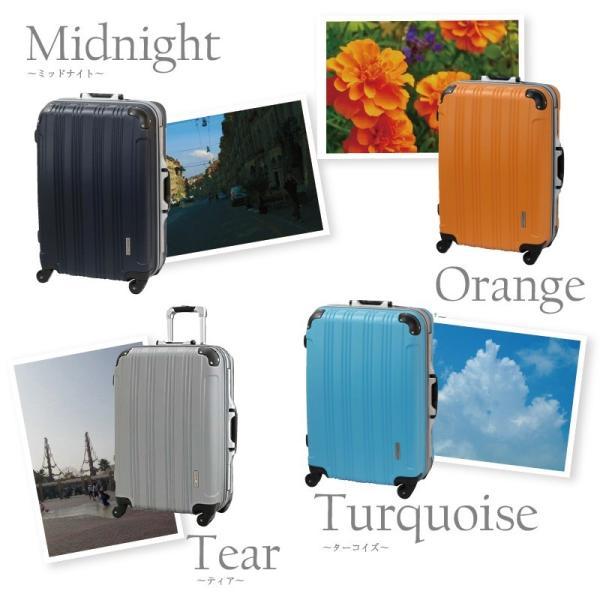 スーツケース 人気 グリフィンランド スーツケース 軽量 アルミフレーム ハード  Mサイズ  スーツケース M 旅行用品 TSA|dream-shopping|05