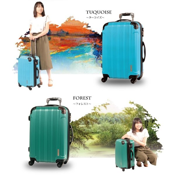 スーツケース 人気 中型 軽量 Mサイズ ファスナー スーツケースキャリー ハードケース TSA 旅行用品 ハンガー 1年間保証|dream-shopping|13