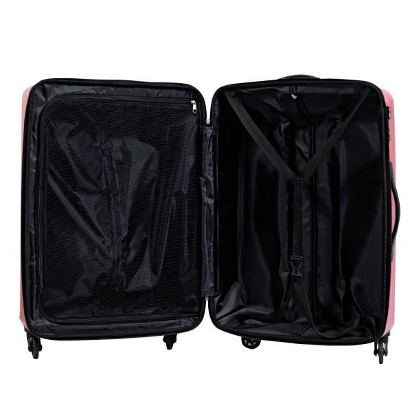 旅行��ん ファスナー 4〜7日用�最� ジッパー サイズ スーツケース ��料無料・�証付・TSA�載】 中型サイズ キャリー�ッグ グリフィンランド GRIFFIN LAND PC7258 M ����