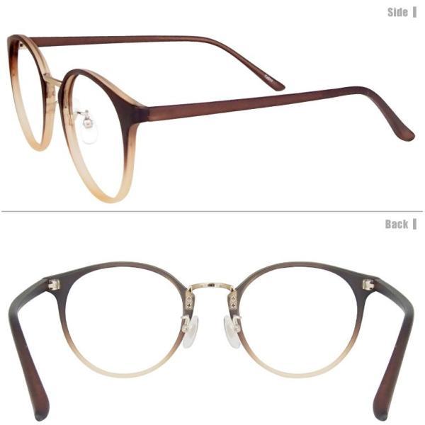 寿ネコメガネ【TJ311-C4】送料無料(鼻パッド付セルフレーム+1.60非球面薄型レンズ+メガネ拭き+ケース付き)※素材の特性上、顔幅の調整は出来ません。|dreamcl|03