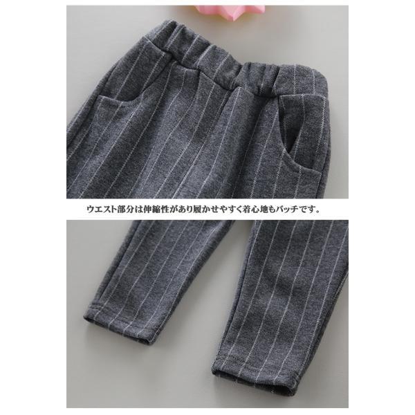 男の子 フォーマル ベビースーツ ストライプ スーツ 子供服 ベビー服 紳士風 フォーマル 赤ちゃん 子供 男の子|dreamkikaku|07