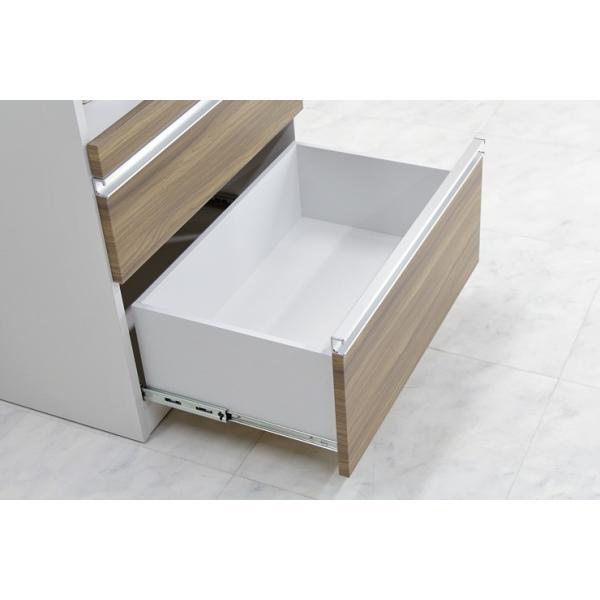 食器棚 レンジ台 レンジボード キッチン収納 完成品 幅70cm モダン風 設置無料 dreamrand 14