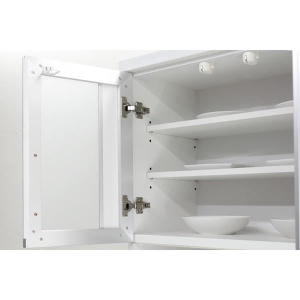 食器棚 レンジ台 レンジボード キッチン収納 完成品 幅70cm モダン風 設置無料 dreamrand 03