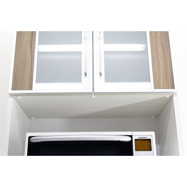 食器棚 レンジ台 レンジボード キッチン収納 完成品 幅70cm モダン風 設置無料 dreamrand 07