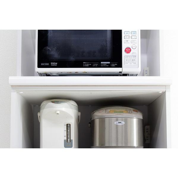 食器棚 レンジ台 レンジボード キッチン収納 完成品 幅70cm モダン風 設置無料 dreamrand 10