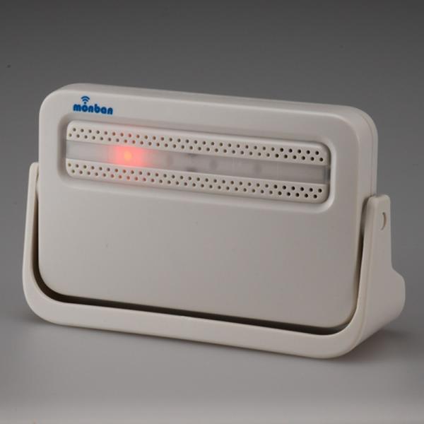 ワイヤレスチャイム OCHシリーズ(扉開閉センサー送信機+電池式受信機) OCH-M230 扉の開閉を感知して、離れた場所に光と音でお知らせます dreamrelife-store 02