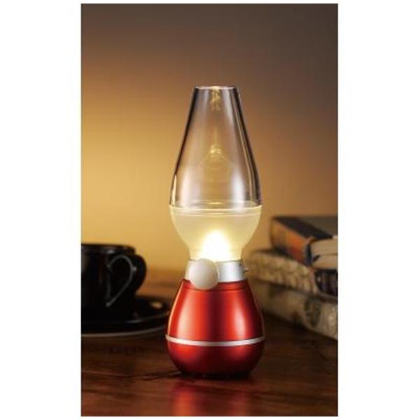 不思議なアンティーク スタイリッシュ! LEDランプ 電池式 息を吹きかけてON/OFFする つまみで調光もできる |dreamrelife-store