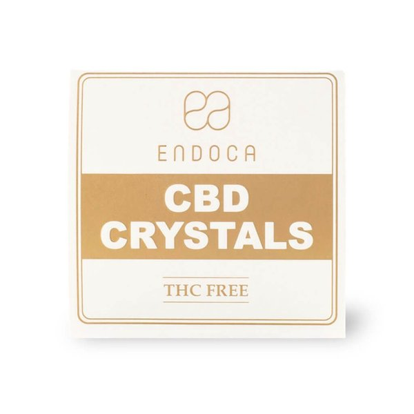 ENDOCA Cannabis Crystals 99% CBD|dreamspll