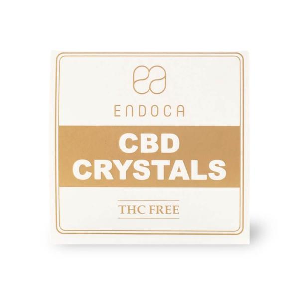 ENDOCA Cannabis Crystals 99% CBD 正規代理店 国内発送送料無料 代金引き換え除く dreamspll
