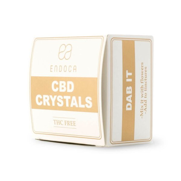 ENDOCA Cannabis Crystals 99% CBD|dreamspll|02