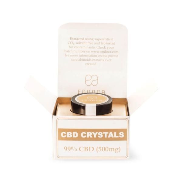 ENDOCA Cannabis Crystals 99% CBD|dreamspll|03