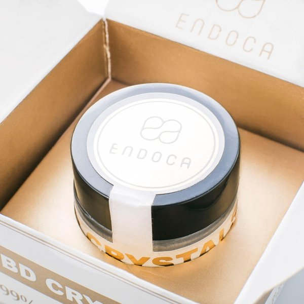 ENDOCA Cannabis Crystals 99% CBD 正規代理店 国内発送送料無料 代金引き換え除く dreamspll 04