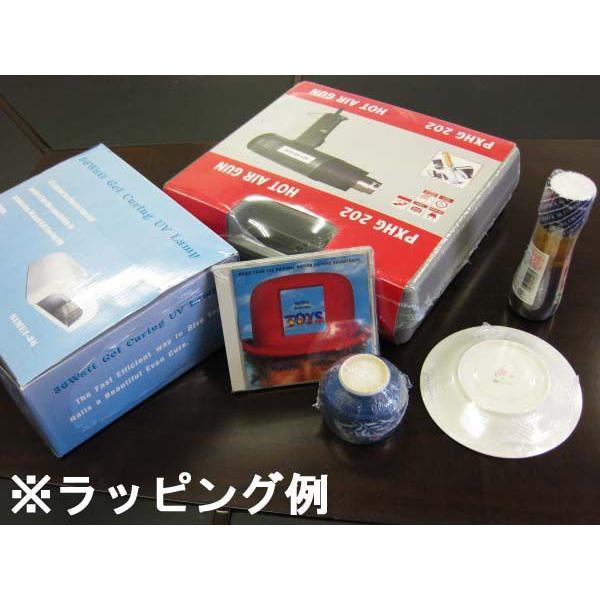 ラッピング フィルム シュリンクフィルム 透明 ラップ 40cm×100m|dreamstore-y|03