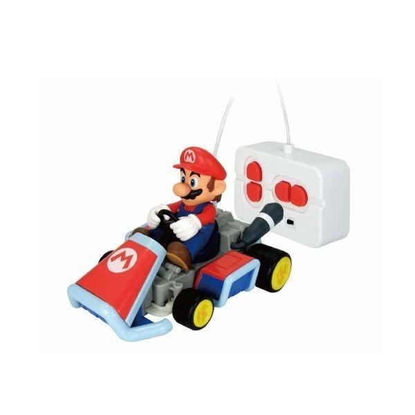 ラジオコントロールカー マリオカート7 マリオ
