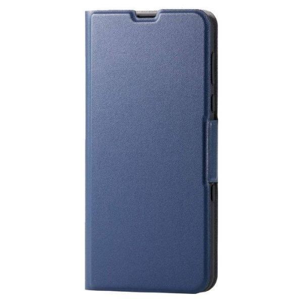 AQUOS R3 SH-04L SHV44 ケース カバー アクオス アール スリー ソフトレザーケース 薄型 磁石付 エレコム PM-AQR3PLFU|dresma|03