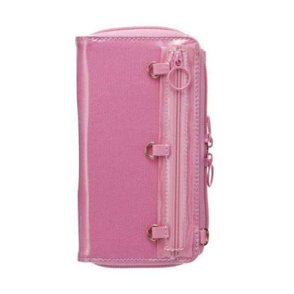 自分好みにカスタマイズ! 多機種対応 マルチ スマホ ケース カバー 痛☆maker ピンク サンクレスト SMC-IM06|dresma