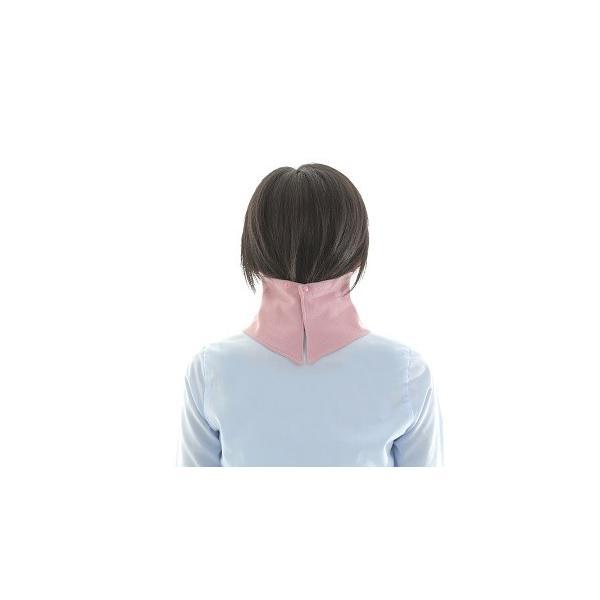 UVカットフェイスマスク 紫外線防止用ドレスマス クサイクリスト お肌に優しいストレスフリー 楽呼吸 光触媒・高機能素材を二枚重ね スカイブルー/ネイビー|dressmask-drema|04