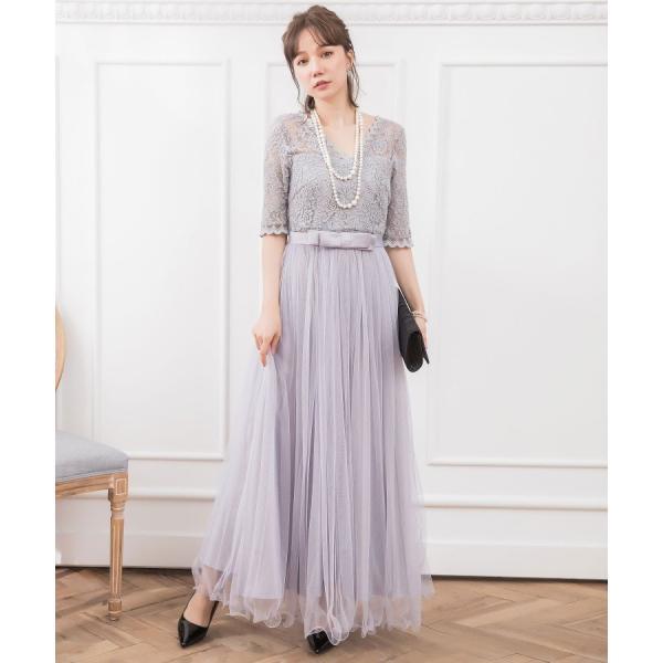 パーティードレス ロング ドレス 結婚式 お呼ばれ ワンピース オールインワン 大きいサイズ お呼ばれ マキシ|dressstar|03