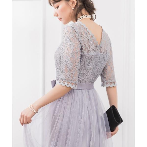 パーティードレス ロング ドレス 結婚式 お呼ばれ ワンピース オールインワン 大きいサイズ お呼ばれ マキシ|dressstar|05