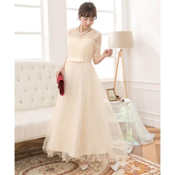 パーティードレス ロング ドレス 結婚式 お呼ばれ ワンピース オールインワン 大きいサイズ お呼ばれ マキシ|dressstar|07