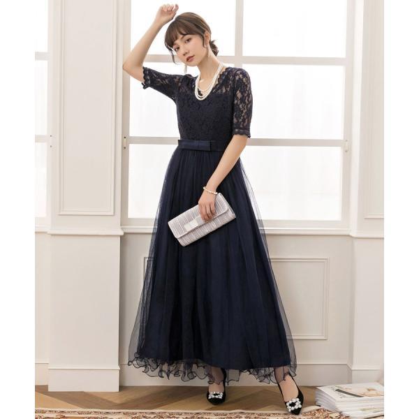 パーティードレス ロング ドレス 結婚式 お呼ばれ ワンピース オールインワン 大きいサイズ お呼ばれ マキシ|dressstar|09