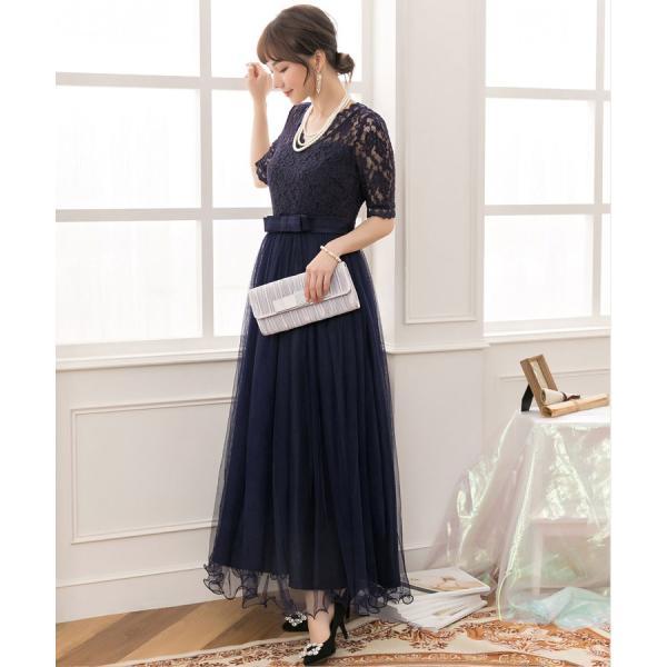 パーティードレス ロング ドレス 結婚式 お呼ばれ ワンピース オールインワン 大きいサイズ お呼ばれ マキシ|dressstar|10