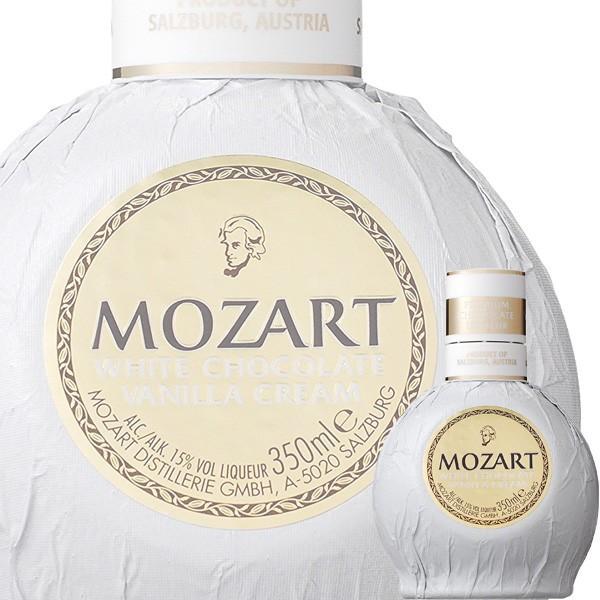単品) モーツァルト ホワイト チョコレートリキュール 350ml瓶 ...