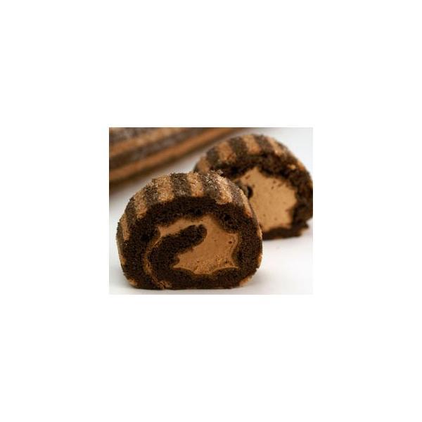 テーブルマーク)PSロールケーキ(ショコラ) 約200g クール [冷凍] 便にてお届け 【業務用食品館 冷凍】