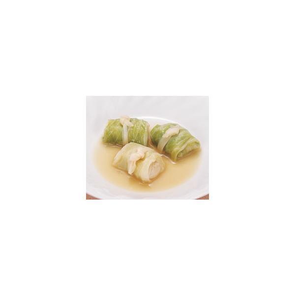 ロールキャベツ(大)60gx10個 クール [冷凍] 便にてお届け 【業務用食品館 冷凍】