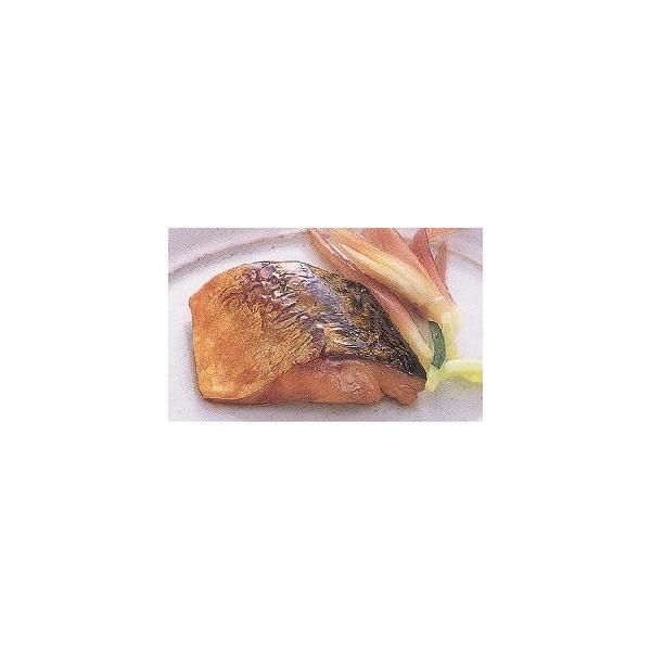 大冷)パック入骨なしサバ照焼 約50g×10切入 クール [冷凍] 便にてお届け 【業務用食品館 冷凍】