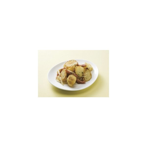 ジャガイモ乱切り 1kg クール [冷凍] 便にてお届け 【業務用食品館 冷凍】