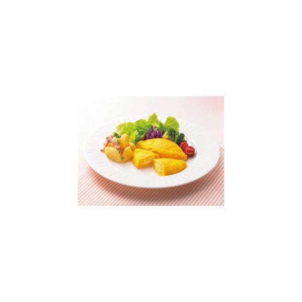 ニチレイフーズ)プレーンオムレツ60 300g(5個入) クール [冷凍] 便にてお届け 【業務用食品館 冷凍】