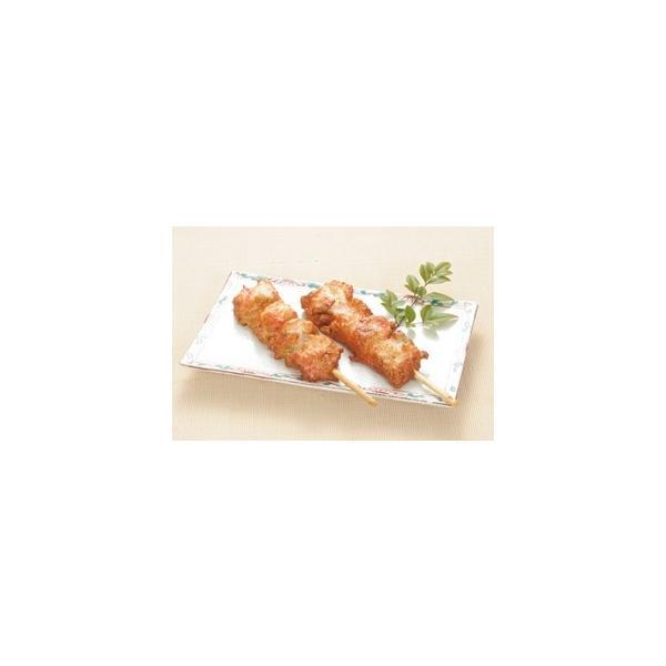 ネクサス)イカ天串(ねぎ生姜) 70g×5本 クール [冷凍] 便にてお届け 【業務用食品館 冷凍】