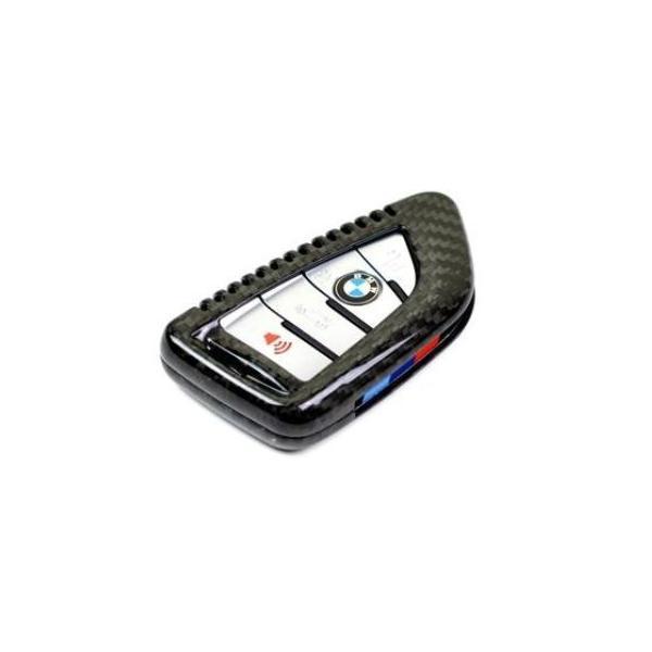 BMWキーケース AUTOTECKNIC ドライカーボンキーケース for F45/F48/F15/F16/G01/G30 オートテクニック ポイント消化|drive