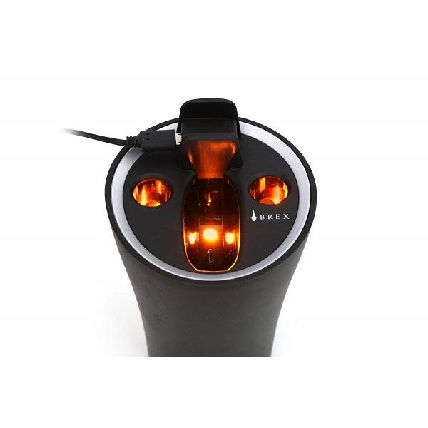 ブレックス イー スモーク ホルダー for アイコス アイコス灰皿 アイコス充電 イルミネーション drive 05