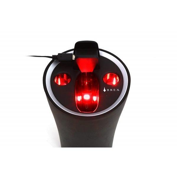 ブレックス イー スモーク ホルダー for アイコス アイコス灰皿 アイコス充電 イルミネーション drive 06