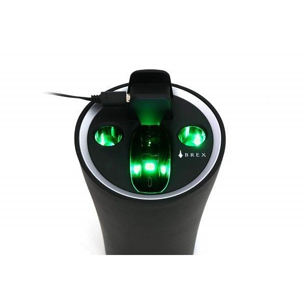 ブレックス イー スモーク ホルダー for アイコス アイコス灰皿 アイコス充電 イルミネーション drive 07