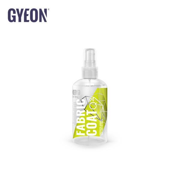 ソフトトップの撥水に最適!ジーオン GYEON FabricCoat ファブリックコート 120ml 布製品専用の防水スプレー Q2-FA12|drive