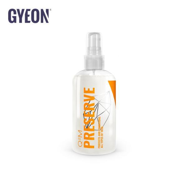 ジーオン GYEON Preserve プレサーブ  250ml Q2M-PS 容量:250ml プラスチック製保護&つや出し剤 ポイント消化|drive