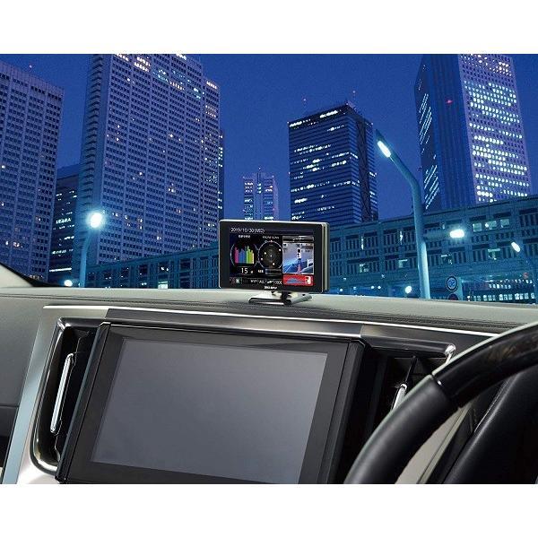 レーザー&レーダー探知機 コムテック ZERO807LV 無料データ更新 レーザー式移動オービス対応 OBD2接続 GPS搭載 4.0インチ液晶|drive|05