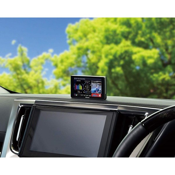 レーザー&レーダー探知機 コムテック ZERO807LV 無料データ更新 レーザー式移動オービス対応 OBD2接続 GPS搭載 4.0インチ液晶|drive|06