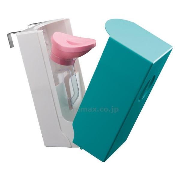 (T0123)尿器収納ラック女性用/100237(cm-211742)[1個]