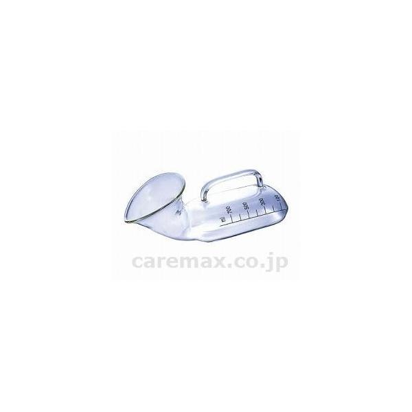 ガラス尿器・女性用(cm-218121)[1個]