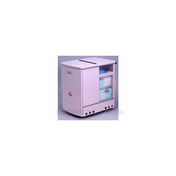 (M0217)おむつ交換カートさわやかももちゃん消臭プリティタイプ/15人用(cm-258340)[台]