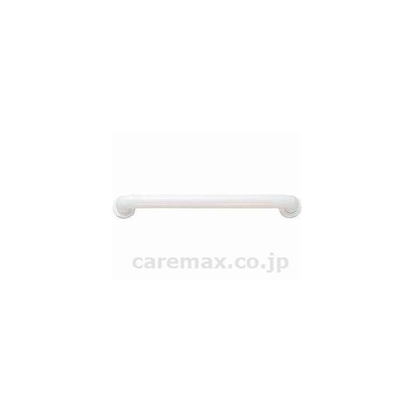 (R0618)被膜補助手すりI型-600/60cmベージュ(cm-306165)[1本]