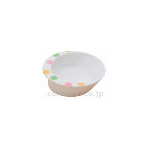(E0996)小さい自助食器/M-357A水玉(cm-310037)[1枚]
