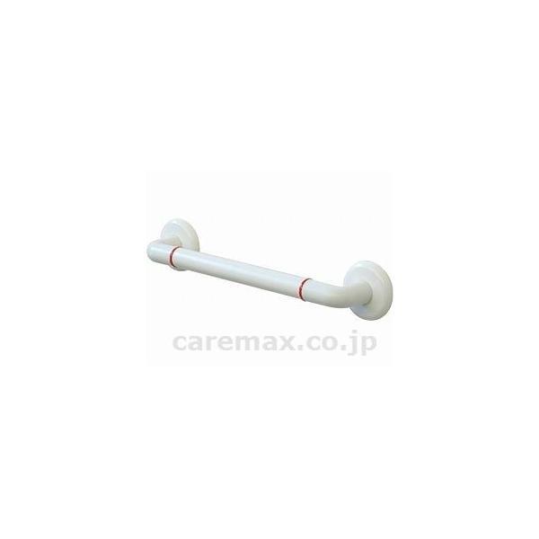 【※法人・施設限定・送料別途】【※受注生産】(R0659)浴室オーダー手すりインナーI型前出65mmタイプ/CEM-1ホワイト60cm(cm-311117)[1本]