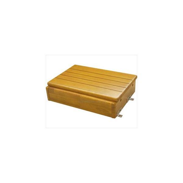 (R0747)ベストサポート手すり玄関台/626-001ロータイプ(cm-343606)[1台]