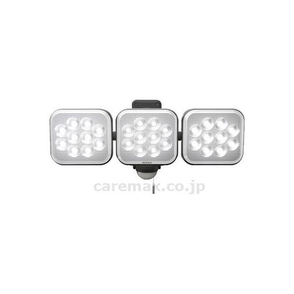 【※取り寄せ・送料別途】フリーアーム式LEDセンサーライト/LED-AC303612W×3灯(cm-388349)[1台]